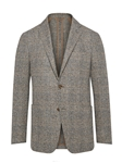 Iron Grey Donegal Weightless Men's Jacket | Hickey Freeman Sport Coat | Sam's Tailoring Fine Men Clothing