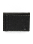 Black Tumbled Glove LeatherID/Card Case | Torino Leather Wallets | Sam's Tailoring Fine Men's Clothing