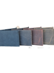 Brown Bi-Fold Compact Wallet | Lejon Leather Wallets | Sam's Tailoring Fine Men's Clothing