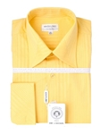 Yellow Light Stripe Dress Shirt