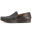 Mephisto Baduard Brown Grain BADUARD-258 - Men's Casual Shoes | Sam's Tailoring Fine Men's Clothing