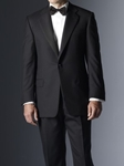 Hickey Freeman Grosgrain Facing Tuxedo Formal Wear 001398100015 - Formal Wear | Sam's Tailoring Fine Men's Clothing
