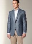 8705dcb2d22 Hart Schaffner Marx Blue Plaid Sportcoat 842336523740 - Sportcoats